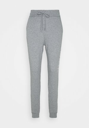 TROUSER - Tracksuit bottoms - grey heather