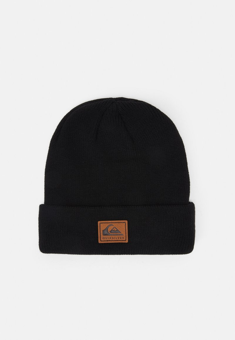 Quiksilver - PERFORMER YOUTH UNISEX - Beanie - black