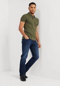 camel active - Straight leg jeans - blue - 1