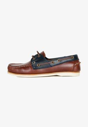 Bootschoenen - marron