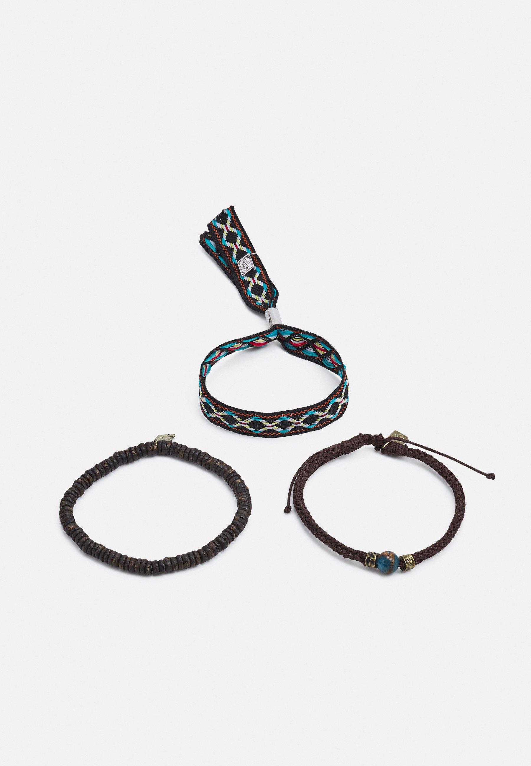 Homme SUMATRA BRACELET 3 PACK - Bracelet