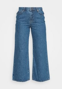ONLSONNY LIFE WIDE - Flared Jeans - medium blue denim