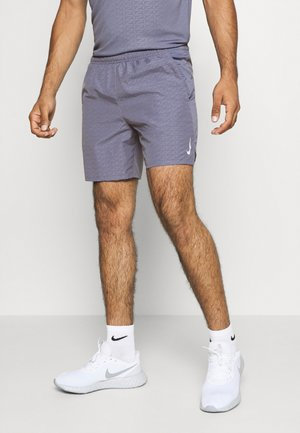M NK RUN DVN CHLLGR FL 7IN BF - Sports shorts - world indigo/white