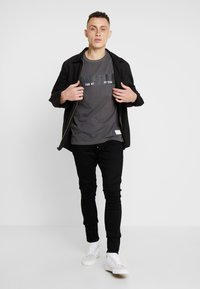 Replay Sportlab - T-shirts med print - black - 1