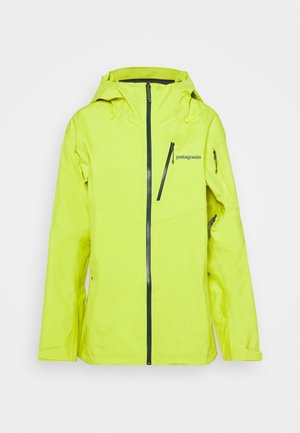 SNOWDRIFTER - Snowboard jacket - chartreuse