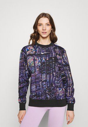 TREND CREW - Sweatshirt - black