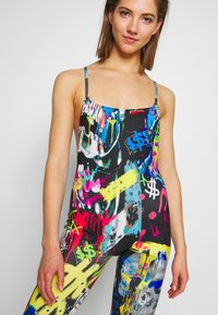 Jaded London - SQUARE NECK CATSUIT - Overal - multi-coloured - 4