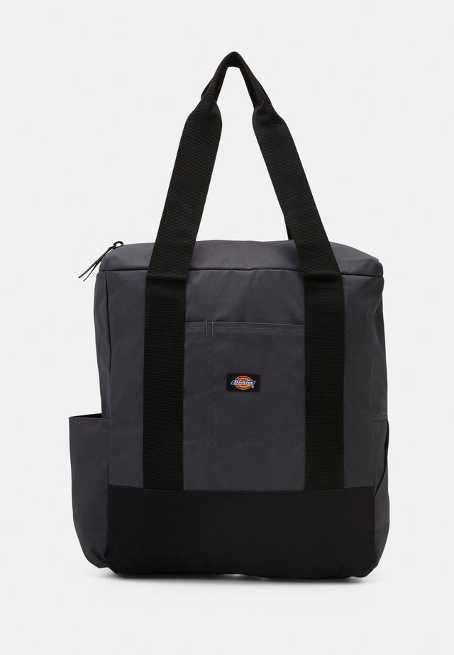 BARATARIA UNISEX - Bolso shopping - charcoal grey