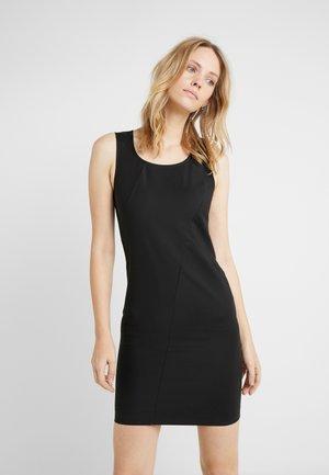 ABITO DRESS - Pouzdrové šaty - nero