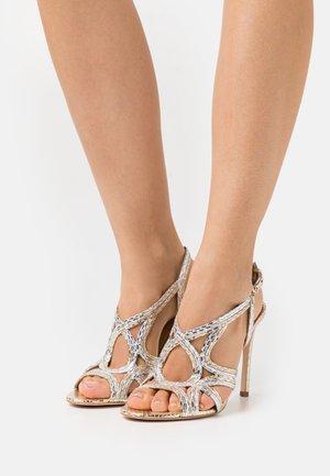 FIDESSA - Sandals - gold