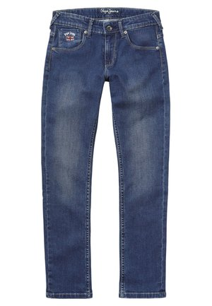 EMERSON - Straight leg jeans - denim