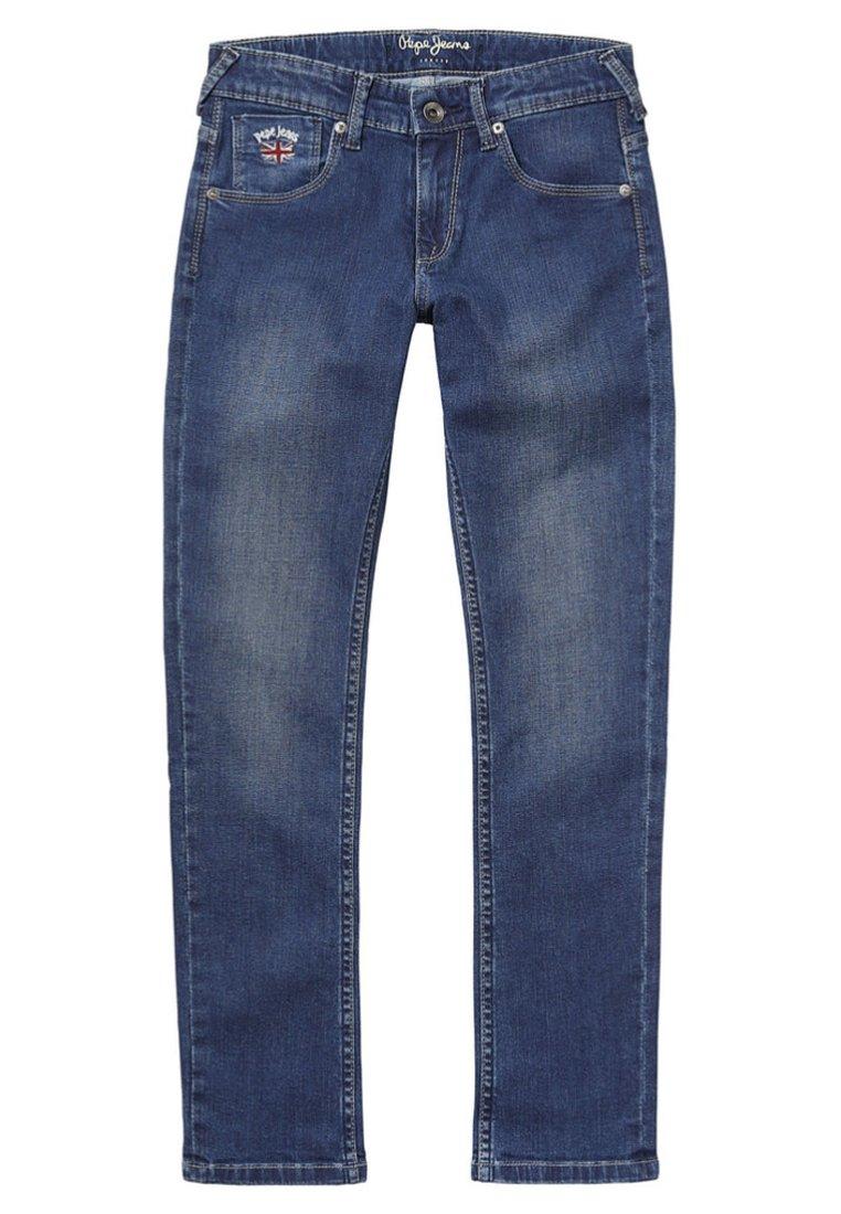 Pepe Jeans - EMERSON - Džíny Straight Fit - denim