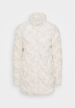 VMCURL HIGH NECK JACKET - Winter coat - birch