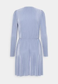 Nly by Nelly - ALL I NEED PLEAT DRESS - Cocktail dress / Party dress - dusty blue - 5