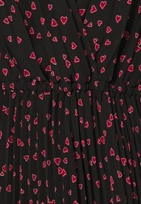 DKNY - Day dress - black rudolph/red powder/pink multi - 7