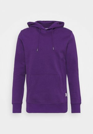 JJEBASIC HOOD  - Sweater - acai