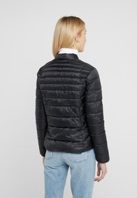Barbour International - CORTINA QUILT - Übergangsjacke - black - 2