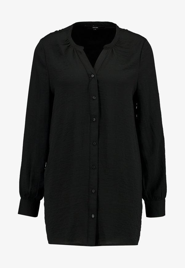 Vero Moda VMISABELLA - Bluzka - black/czarny JRPO