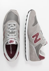 New Balance - 373 - Sneakers - grey/red - 1