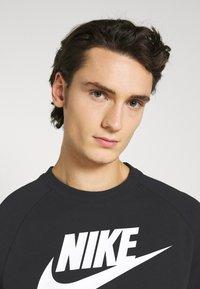 Nike Sportswear - MODERN - Sweatshirt - black/white - 3