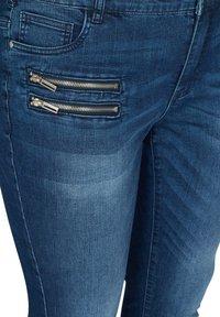 Zizzi - SANNA - Jeans Skinny Fit - blue - 5
