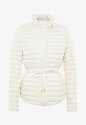 BELTED - Down jacket - offwhite