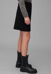 Marc O'Polo - A-line skirt - black - 3