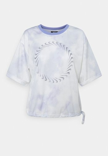 T-shirt imprimé - light thistle