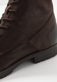 Jack & Jones - JFWORCA  - Lace-up ankle boots - brown stone - 5