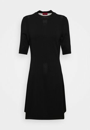 SHATHA - Jumper dress - black