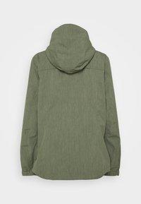 Vaude - ROSEMOOR - Hardshell jacket - fango - 5