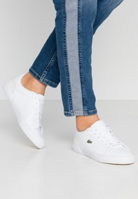 Lacoste - LEROND  - Trainers - white - 0