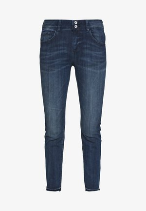 CARRIE - Jeans slim fit - blue denim
