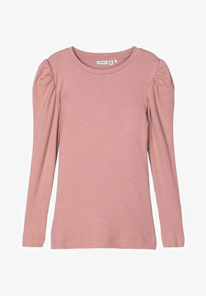 NOOS - Long sleeved top - woodrose