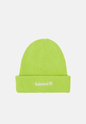PULL ON HAT UNISEX - Čepice - green lemon