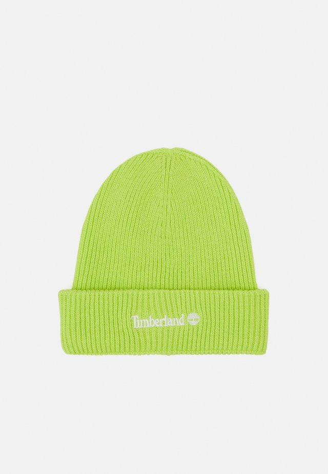 PULL ON HAT UNISEX - Bonnet - green lemon