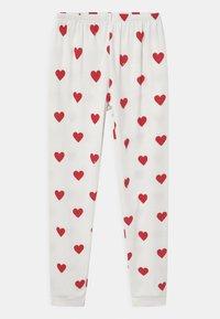 Petit Bateau - HEART - Pyjama set - marshmallow/terkuit - 2