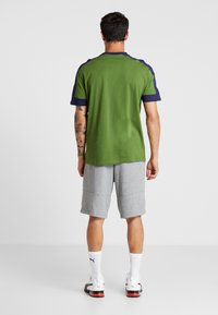 Puma - REBEL BLOCK TEE - T-Shirt print - garden green - 2