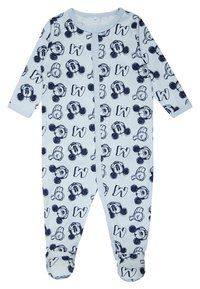 Name it - NBMMICKEY BERT NIGHTSUIT BABY 2 PACK - Pyjamas - baby blue - 2