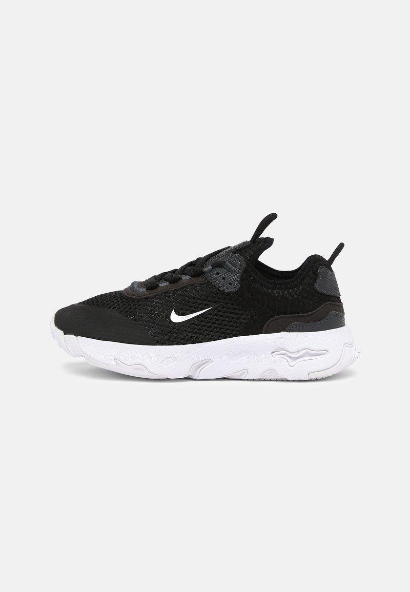 Nike Sportswear - RT LIVE UNISEX - Trainers - black/white/dark smoke grey