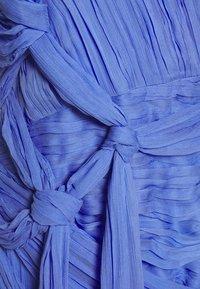 Thurley - CREST ONE SHOULDER DRESS - Sukienka koktajlowa - persian jewel - 2