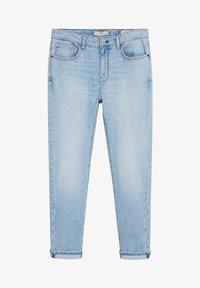 Mango - TOM TAPERED FIT - Jeans slim fit - hellblau - 5