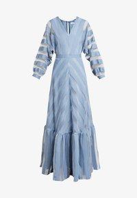IVY & OAK - VOLANT DRESS - Occasion wear - mineral blue - 5