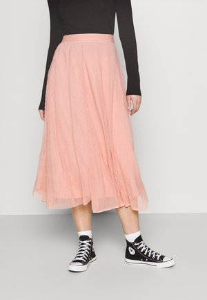 ONLETTA SKIRT  - A-Linien-Rock - misty rose
