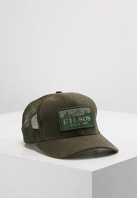 Filson - LOGGER - Kšiltovka - otter green - 0