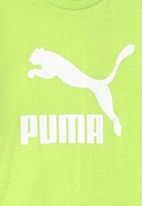 Puma - PUMA X ZALANDO TEE - Print T-shirt - sharp green - 3