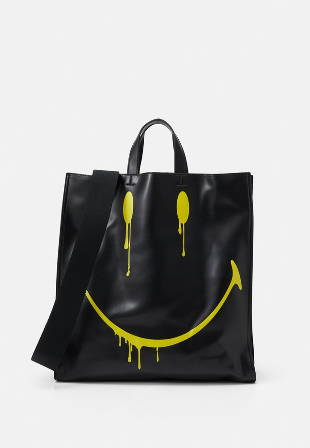 SMUDGE - Shopper - black/yellow