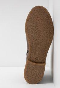 Felmini Wide Fit - CLASH - Classic ankle boots - zenia camel - 6