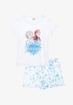 EISKÖNIGIN ANNA & ELSA - Pyjama set - weiß