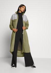 esmé studios - EMMA DRESS - Day dress - dusky green - 1